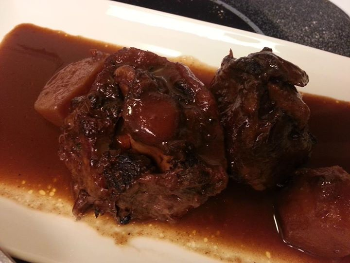 Oxtail - Pressure Cooked